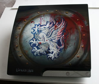 airbrush berlin Playstation 3