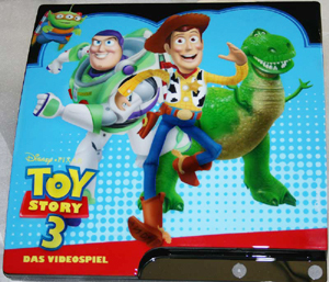 airbrush TOYSTORY 3