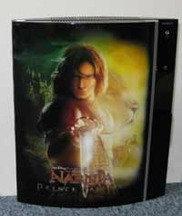 Airbrush Design Narnia auf Sony Playstation Three_PS3