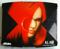 Airbrush Design Alias auf XBox