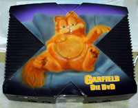 Airbrush Design Garfield auf XBox