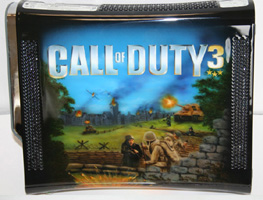 Airbrush Design Call of Duty auf XBox 360