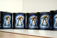 Airbrush Design Transformers auf XBox360