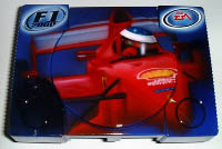Airbrush Design F1 auf Sony Playstation_PSX